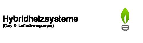 Hybridheizsysteme